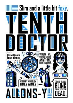 Tenth Doctor #doctorwho