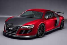 ❤ Best of Audi @ MACHINE... ❤ (2013 ABT Audi R8 GTR Version)