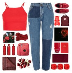 """""""TOP SET//i'm nineteen and i'm on fire"""" by thunderingwaves ❤ liked on Polyvore featuring Fjällräven, Fujifilm, JCPenney Home, Cultural Intrigue, GET LOST, Nails Inc., Yves Saint Laurent, adidas, River Island and Debrett's"""