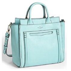 Kate Spade Claremont Drive Marcella - Blue Yonder I think this is my next bag!