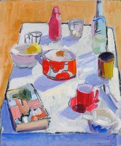 John Bokor-The Red Teacup