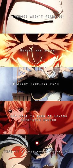 Fairy Tail Natsu x Lucy gif Fairy Tail Ships, Fairy Tail Sad, Fairy Tail Meme, Fairy Tale Anime, Fairy Tail Quotes, Fairy Tail Family, Fairy Tail Couples, Fairy Tales, Anime Like Fairy Tail