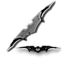 Batarang, pocket knife