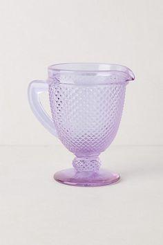 Gala pitcher - Radiant Orchid Pantone #coloroftheyear