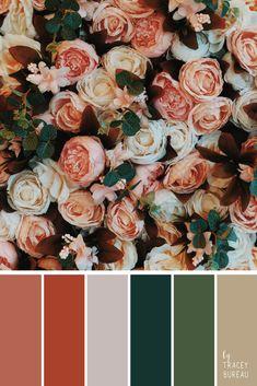 Color Inspired Palette No 4 Color Schemes Colour Palettes, Fall Color Palette, Colour Pallette, Wedding Color Schemes, Color Trends, Color Combinations, Wedding Colors, Fall Color Schemes, Wedding Ideas