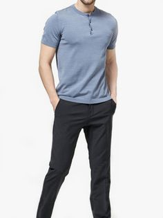 At Evolve Clothing we provide the widest range of clothes from shirts to suits and everything in between. Evolve Clothing, Flint Stone, The Selection, Polo, Clothes For Women, Knitting, Trending Outfits, Mens Tops, Shopping