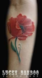 Image result for poppy flower tattoo