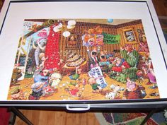 Birthday (artist - Jean-Jacques Loup) by Heye, 1000 pieces (2008)