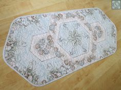 Make Up Your Mind, Quilted Table Runners, Table Toppers, Have Time, Decorating Your Home, Hand Sewing, Coastal, I Shop, Blues