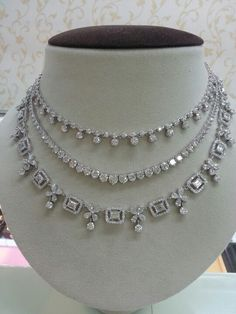 diamonds necklace