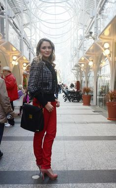 Twins Fairy Tale: Red pants: O passeio