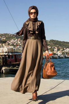 hijab fashion dress Discover and share your fashion ideas on http://misspool.com