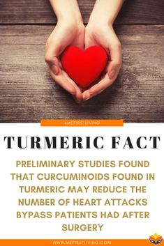 Turmeric is not only wonderful for its antioxidant and anti-inflammatory properties, but it has been found in preliminary studies to reduce the number of heart attacks in bypass patients after surgery. Turmeric Extract, Turmeric Root, Turmeric Curcumin, Turmeric Supplement, Brain Diseases, Turmeric Health Benefits, Good Manufacturing Practice, Natural Medicine, Surgery