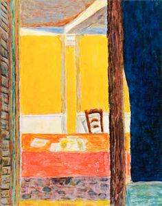ALONGTIMEALONE: Pierre Bonnard (1867 - 1947) Artist's House Le...