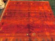 Gabbeh, Persian rugs, San Francisco Bay Area gallery, Paradise Oriental Rugs - YouTube