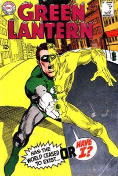 Green Lantern 63 - Neal Adams
