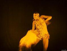 Josephine Baker in La Sirène des Tropiques (1927).