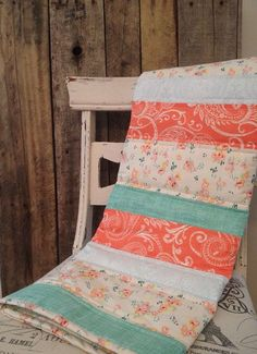 vintage girl nursery quilt - Google Search
