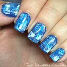The Lacquerologist: #31DC2015 Day 05: Blue Nails