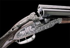 Purdy Double Rifle