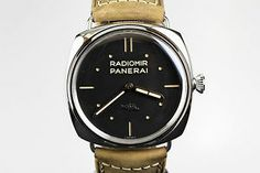 New Special #Panerai Radiomir S.L.C. 3 Days 47mm Mechanical #Watch PAM 425 Act Quick #Auction Ends in a Few Hours!