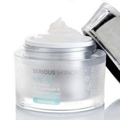 Serious Skincare Pure-Pep Creme Riche 30% Peptide Cream