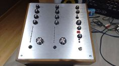 Another great custom-modified Allen & Heath Xone22R