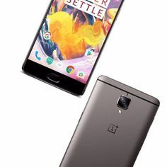 OnePlus 3T 5.5 inch Fingerprint 6GB RAM 64GB ROM Snapdragon 821 Quad core 4G Smartphone Sale - Banggood.com
