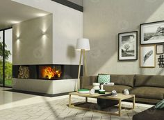 Read about our Romotop Fireplace Inserts