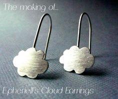 The Making Of… Epheriell's Cloud Earrings {Video}