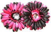 $1.25 :: Designer Daisy Flower/Clip