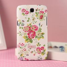 This Cath Kidston case for Samsung Galaxy Note 2 is light-weight, strong and sturdy. Provides ultimate protection from scratches and chips, Made to fit your Samsung Galaxy Note II Note 2 N7100 perfectly.