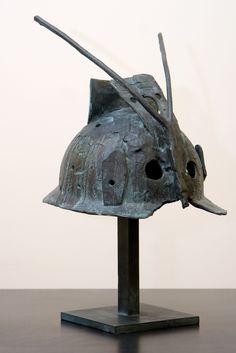 Mimmo Paladino Southern Italy, Italian Artist, Installation Art, Ceramics, 3d, Painting, Paladin, Sculptures, Kunst