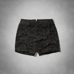 Abercrombie & Fitch, Addison Snit Skort, $40