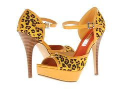 Two Lips Leopardess Pumps - $23.99 (70% off the retail price)