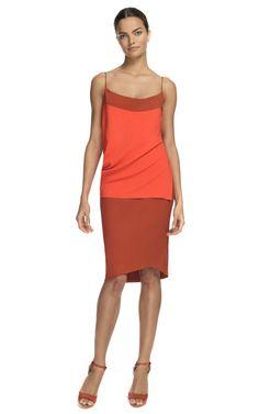 Narciso Rodriguez Double Faccia Stretch Dress