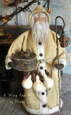 Gathering Santa