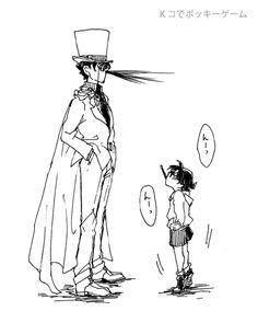 Kaito kid ~ Conan