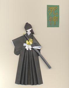 Resultado de imagem para samurai paper doll