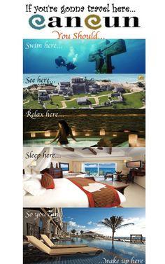 Cancun Planned #jetsettercurator