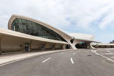 Trans World Airlines Terminal at JFK / designed by Eero Saarinen