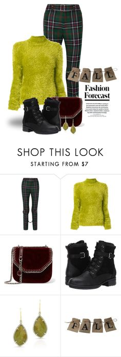 """""""Fall Inspired Sets 4619"""" by boxthoughts ❤ liked on Polyvore featuring Gucci, Marni, STELLA McCARTNEY and Blondo"""