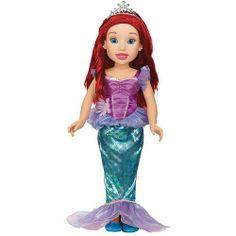 Disney Princess & Me 18 inch Doll Set- Ariel Jakks Pacific,http://www.amazon.com/dp/B003ZFP5Y8/ref=cm_sw_r_pi_dp_SV07sb1NEM06FEW7