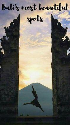 10 Beautiful Spots in Bali that are Instagram Worthy