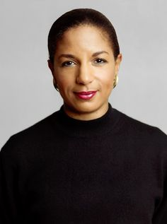 Dr. Susan Rice, PhD, diplomat, former Brookings Institution fellow, & current United States Ambassador to the United Nations. She is the 1st Jamaican-American woman to hold this office. She also served on the National Security Council and as Assistant Secretary of State for African Affairs. She was mentioned as a replacement for Secretary of State, but following controversy related to the Benghazi attacks, she withdrew her name. She received a BA at Stanford and both a PhM & PhD at Oxford.
