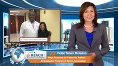 Huge Success for Patient to Patient Ambassador Program at Spine Associates!  http://www.prreach.com/huge-success-for…spine-associates/