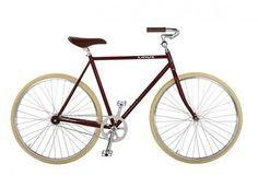 Uma bike bem minimalista da Linus, que pode ser encontrada no Ciclo Urbano (R$ 2.290)