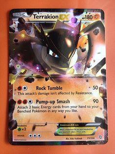 Andrew's new Pokemon card