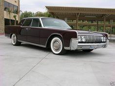 1964 lincoln continental | 723-hp 1964 Lincoln Continental (ver imagen original)