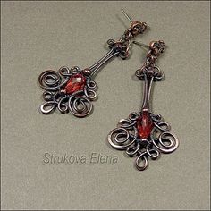 Strukova Elena Gallery of artisan jewellery.